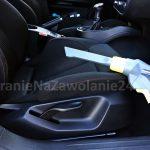 czyszczenie tapicerki samochodowej w poznaniu